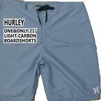 値下げしました!HURLEY/ハーレー ONE AND ONLY 2.0 BOARDSHORTS 21 LIGHT CARBON 男性用 メンズ サーフパンツ ボードショーツ サーフトランクス 海水パンツ 水着 海パン