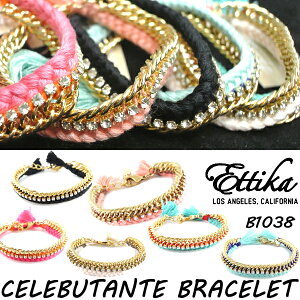 セレブに人気のEttika/エティカの新作ブレスレットが入荷しました。Ettika/エティカ Celebutant...