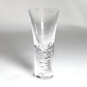 スガハラグラス3type of bubbles3種の泡 ショットグラス高さ:約10.5cm 容量:約50mlサイズ注意!!
