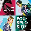 CD/UNO (CD+DVD)/エグスプロージョン/YRCN-95320