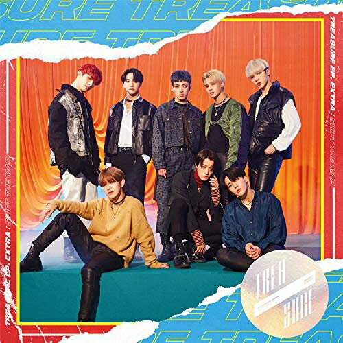 ロック・ポップス, アーティスト名・あ行 CDTREASURE EP. EXTRA:Shift The Map (TYPE-Z)ATEEZCOCP-17698
