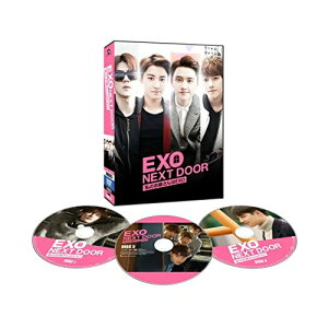 DVD/EXO NEXT DOOR〜私のお隣さんはEXO〜 コンプリートエディション (本編ディスク2枚+特典ディスク1枚)/海外TVドラマ/EYBF-11092