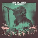 CD/MTVアンプラグド(ライヴ・アット・ハル・シティ・ホール) (解説歌詞対訳付/紙ジャケット)/リアム・ギャラガー/WPCR-18344