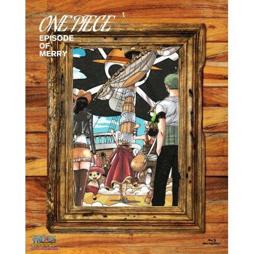BD/ONEPIECEエピソードオブメリー〜もうひとりの仲間の物語〜(Blu-ray)(Blu-ray+CD)(初回生産 版)/