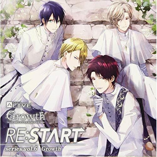 アニメソング, その他  CDALIVE Growth RE:START 6(CV:)(CV:)(CV:)(CV:)TKPR-12 7