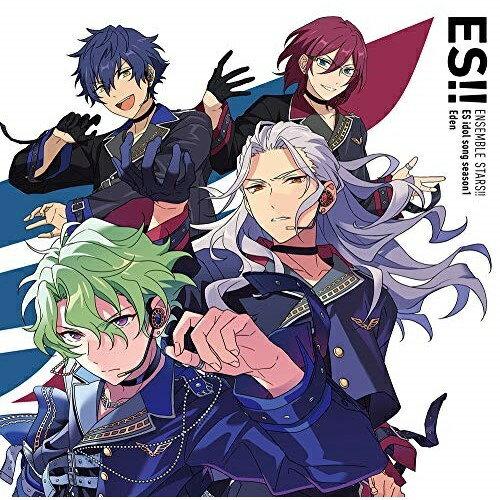 ゲームミュージック, その他  CD!! ES season1 EdenEdenFFCG-120