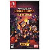 【お取り寄せ】 ニンテンドー/Minecraft Dungeons Hero Edition(マインクラフトダンジョンズ ヒーローエディション)/NintendoSwitchソフト