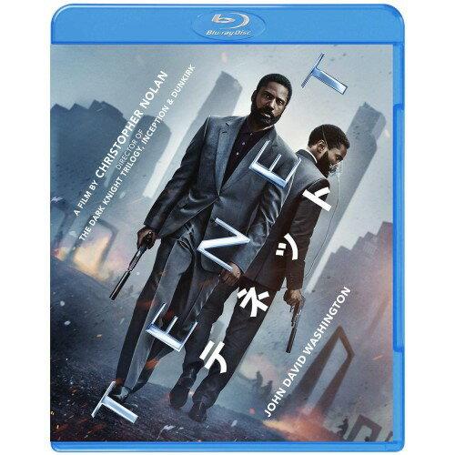 ★BD/TENET テネット(Blu-ray) (Blu-ray+DVD)/洋画/1000783572画像