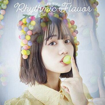 CD/Rhythmic Flavor (CD+Blu-ray) (BD付き限定盤)/伊藤美来/COZX-1700