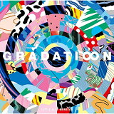 CD/GRADATI∞N (通常盤)/Little Glee Monster/SRCL-11650