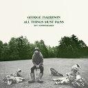 CD / ジョージ・ハリスン / オール・シングス・マスト・パス 50周年記念3