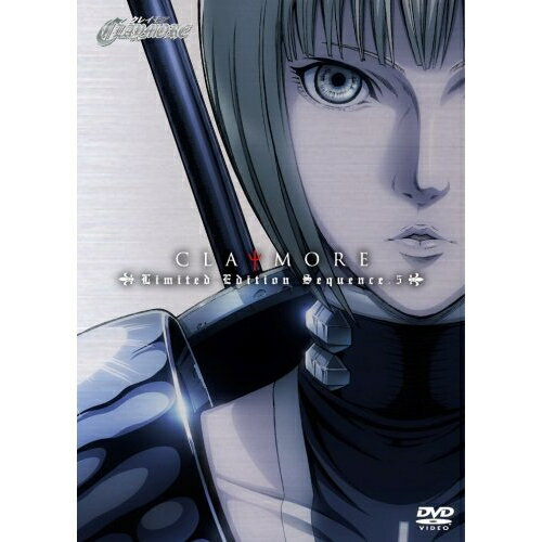 TVアニメ, その他 DVDCLAYMORE Limited Edition Sequence.5 ()TVAVBA-26312