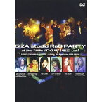"DVD/GIZA studio R&B PARTY at the""Hills パン工場""(堀江)vol.1/オムニバス/BMBD-7005"