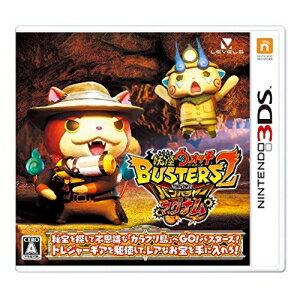 【お取り寄せ】 ニンテンドー/妖怪ウォッチバスターズ2 秘宝伝説バンバラヤー マグナム/3DSソフト
