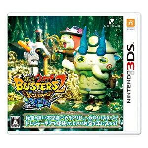 【お取り寄せ】 ニンテンドー/妖怪ウォッチバスターズ2 秘宝伝説バンバラヤー ソード/3DSソフト