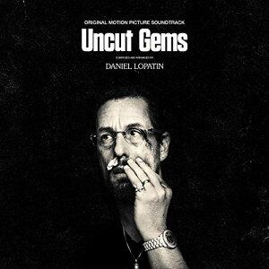 【取寄商品】 CD/Uncut Gems Original Motion Picture Soundtrack (解説付)/ダニエル・ロパティン/BRC-625