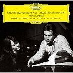 CD/ショパン&リスト:ピアノ協奏曲第1番 (MQA-CD/UHQCD) (解説付) (生産限定盤)/マルタ・アルゲリッチ/UCCG-40077