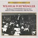 CD/フルトヴェングラー歴史的復帰演奏会 (UHQCD) (解説付)/ヴィルヘルム・フルトヴェングラ