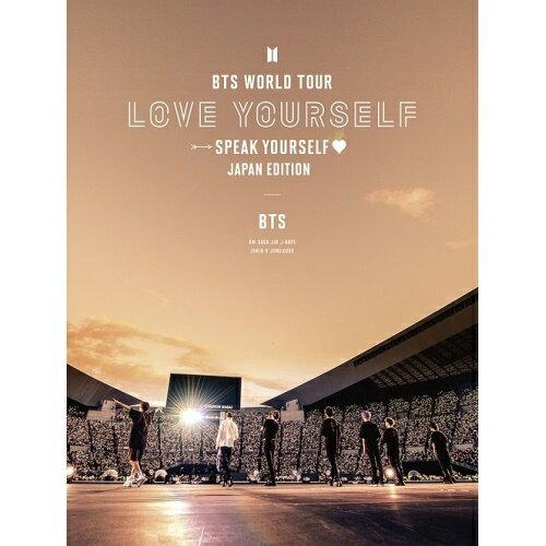 洋楽, ロック・ポップス DVDBTS WORLD TOUR LOVE YOURSELF: SPEAK YOURSELF -JAPAN EDITION ()BTSUIBV-90030 415