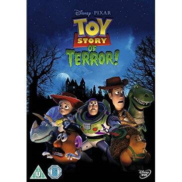 BD/トイ・ストーリー・オブ・テラー!(Blu-ray) (Blu-ray+DVD)/ディズニー/VWBS-5918