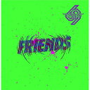 CD/FRIENDS (CD+DVD)/NAMBA69/PSR-1004 [8/5発売]