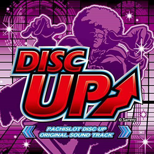 ゲームミュージック, その他 CDPACHISLOT DISC UP ORIGINAL SOUND TRACK ()Sammy sound teamSSS-10