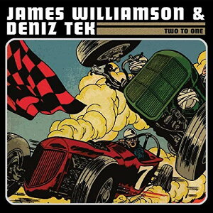 ★CD/TWO TO ONE/JAMES WILLIAMSON & DENIZ TEK/CLOJ-1781