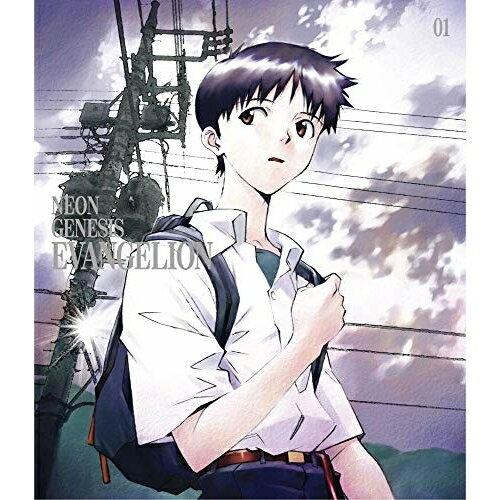 BD/新世紀エヴァンゲリオンSTANDARDEDITION01(Blu-ray)/TVアニメ/KIXA-880