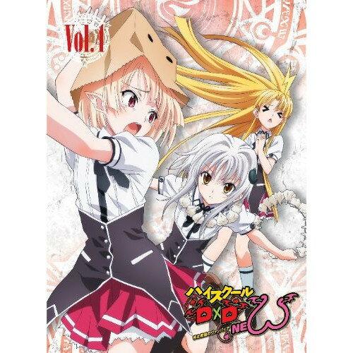 BD/ハイスクールD×DNEWVol.4(Blu-ray)(Blu-ray+CD)/TVアニメ/ZMXZ-8824