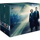 BD/X-ファイル コンプリート ブルーレイBOX(Blu-ray)/海外TVドラマ/FXXA-80252