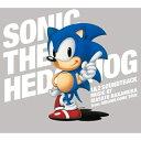 CD/ソニック・ザ・ヘッジホッグ1&2 サウンドトラック/中村正人/POCS-21032