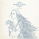 CD/Simple is best (歌詞付) (通常盤/デビュー15周年記念)/手嶌葵/VICL-65505