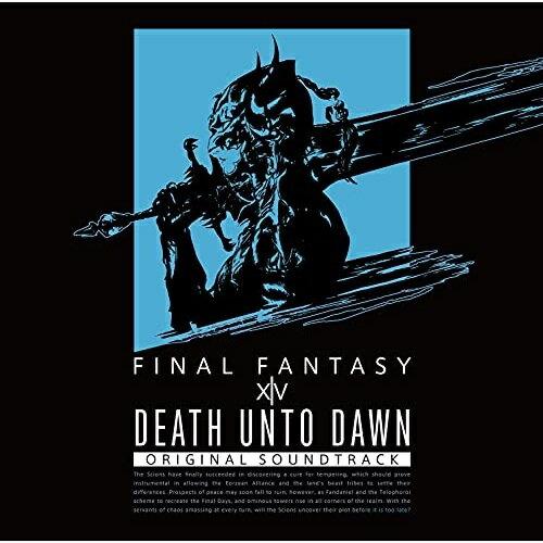 CD, ゲームミュージック  Death Unto Dawn: FINAL FANTASY XIV Original Soundtrack (Blu-ray Disc Music)SQEX-20081 915