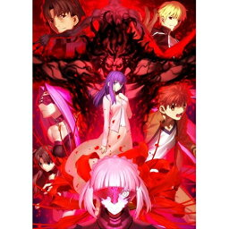 BD/劇場版「Fate/stay night(Heaven's Feel)」 II.lost butterfly(Blu-ray) (通常版)/劇場アニメ/ANSX-14404