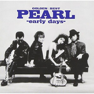 CD/ゴールデン☆ベスト PEARL-early days-/PEARL/MHCL-2157