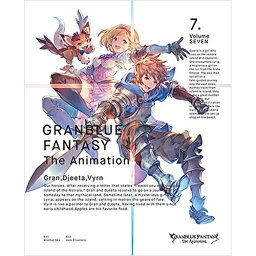 BD/GRANBLUE FANTASY The Animation 7(Blu-ray) (完全生産限定版)/TVアニメ/ANZX-11853