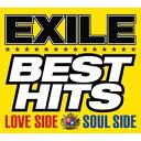 CD/EXILE/EXILE BEST HITS -LOVE SIDE/SOUL SIDE- (2CD+2DVD) (初回生産限定盤)/RZCD-59277