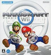 【送料無料】【smtb-u】【新品】Wiiソフト マリオカートWii(Wiiハンドル同梱)【10P18Oct13】【画】