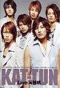 【中古】邦楽DVD KAT-TUN / Live 海賊帆【05P05Sep15】【画】