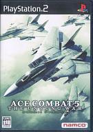 【中古】PS2ソフト エースコンバット5 The Unsung War