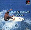 【中古】【1007WSP】PSソフト MAX SURFING 2000【PC家電_169P10】【PC家電_170P10】