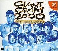 【エントリーでポイント10倍!(4月16日01:59まで!)】【中古】ドリームキャストソフト GIANTGRAM2000 全日本プロレス3栄光の勇者達