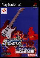 【中古】PS2ソフト ギターフリークス3rd MIX&ドラムマニア2nd MIX