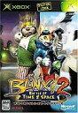 【中古】XBソフト Blinx 2:Battle of Time&Space
