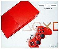 [使用]PlayStation 2 PS2 硬体朱砂红 (SCPH-90000CR) [02P23Apr16] [图片]