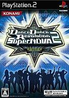 テレビゲーム, その他 PS2 DanceDanceRevolution SuperNOVA2
