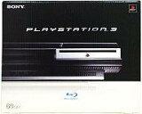 【中古】PS3ハード プレイステーション3本体(HDD 60GB)【10P18May11】【画】