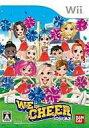 【ポイント最大16倍】【中古】Wiiソフト WE CHEER