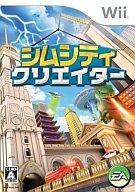 【中古】Wiiソフト シムシティ クリエイター【10P25May12】【画】