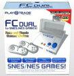 【中古】スーパーファミコンハード FC DUAL SFC/FC互換機【02P03Dec16】【画】